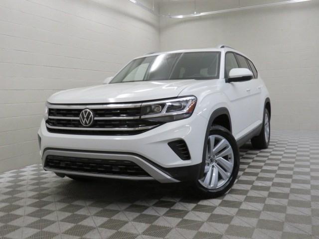 2021 Volkswagen Atlas 2.0T SEL 4Motion