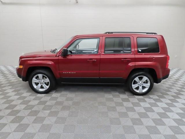 2016 Jeep Patriot Latitude