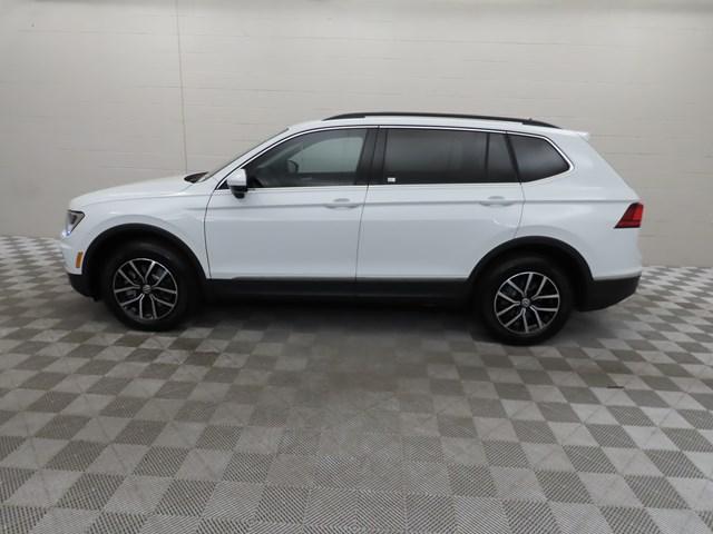 New 2021 Volkswagen Tiguan 2.0T SE - 221303 | Chapman ...
