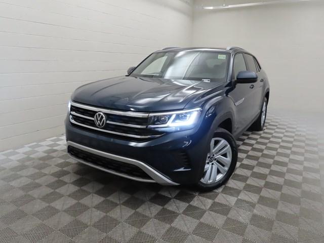 2021 Volkswagen Atlas Cross Sport V6 SE 4Motion Technology