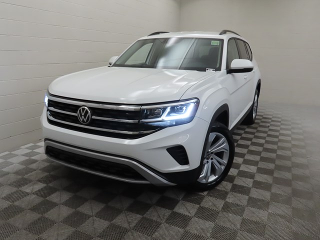 2021 Volkswagen Atlas V6 SE Technology (2021.5)