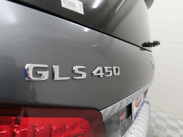 2018 Mercedes-Benz GLS 450