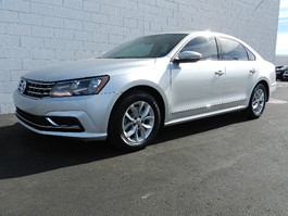 View the 2016 Volkswagen Passat