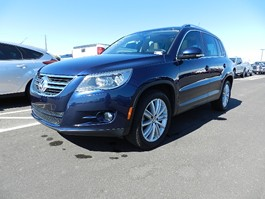 View the 2011 Volkswagen Tiguan
