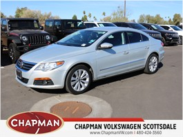View the 2009 Volkswagen CC