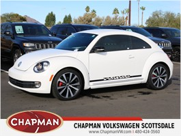 View the 2012 Volkswagen Beetle