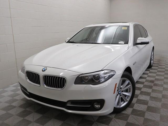 2015 BMW 5-Series 535d