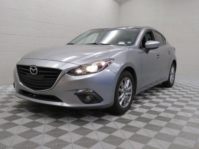 2015 Mazda3 i Touring