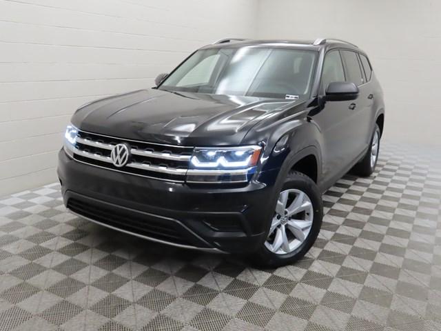 2018 Volkswagen Atlas Launch Edition