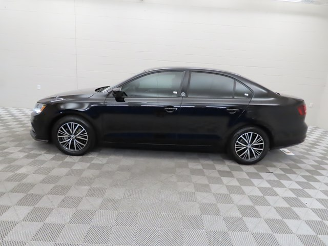 2018 Volkswagen Jetta 1.4T Wolfsburg Edition