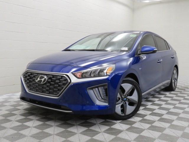 2020 Hyundai Ioniq Hybrid Limited