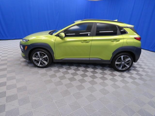 2020 Hyundai Kona Limited