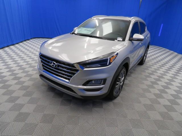 2020 Hyundai Tucson Limited