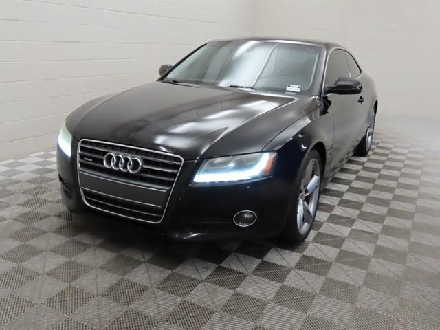 2011 Audi A5 2.0T quattro Premium Plus
