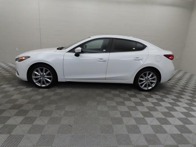 2017 Mazda3 Touring