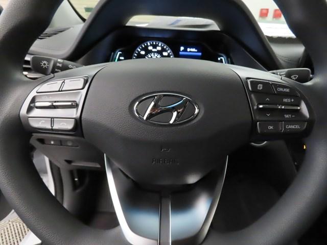 2021 Hyundai Ioniq Hybrid Blue