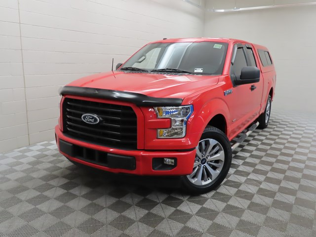 2017 Ford F-150 XL Extended Cab