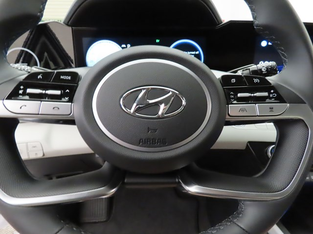 2021 Hyundai Elantra Hybrid Limited