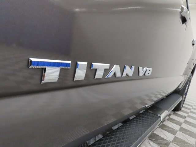 2019 Nissan Titan Platinum Reserve Crew Cab