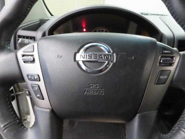 2013 Nissan Titan SV Crew Cab