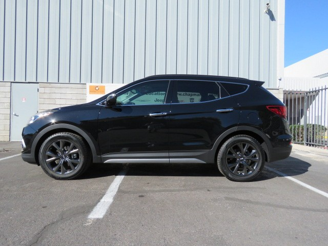 2017 hyundai santa fe sport 2 0t ultimate phoenix az stock 7h0375 chapman hyundai in scottsdale. Black Bedroom Furniture Sets. Home Design Ideas