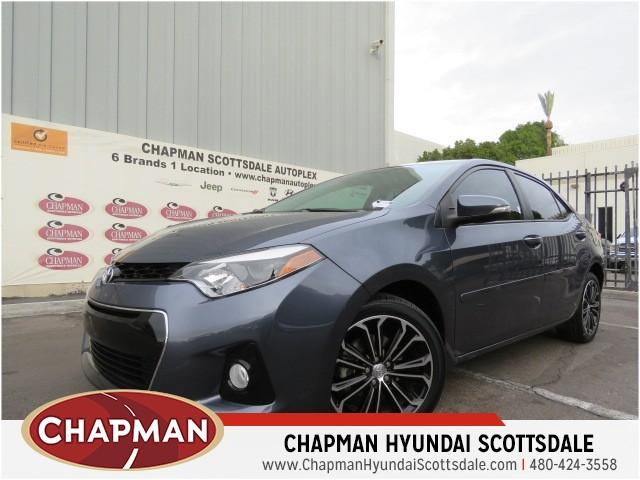 2015 Toyota Corolla L Trade Appraisal Stock 8h0084a Chapman
