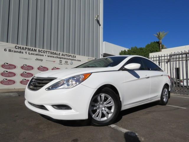 2013 Hyundai Sonata Gls Trade Appraisal Stock 8h0237a Chapman
