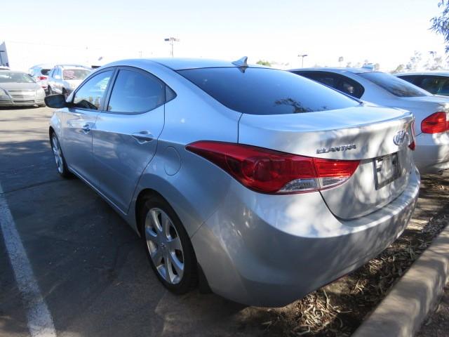 2013 Hyundai Elantra Limited – Stock #8H0637A