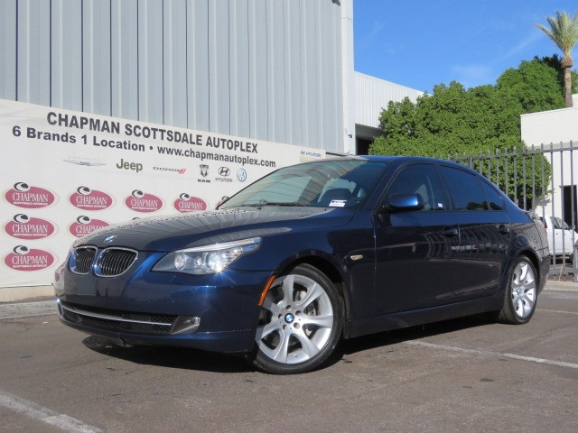 2008 BMW 5-Series 535i Details