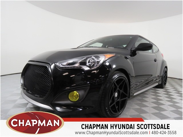 2017 Hyundai Veloster Turbo R Spec Trade Appraisal Stock Pd1809
