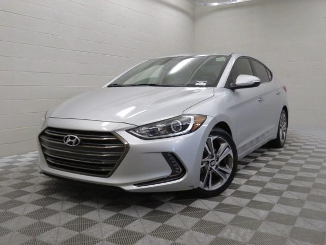 2017 Hyundai Elantra Limited