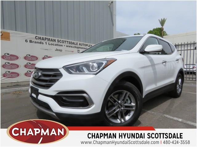 Used 2017 Hyundai Santa Fe Sport 2 4l For Sale Stock