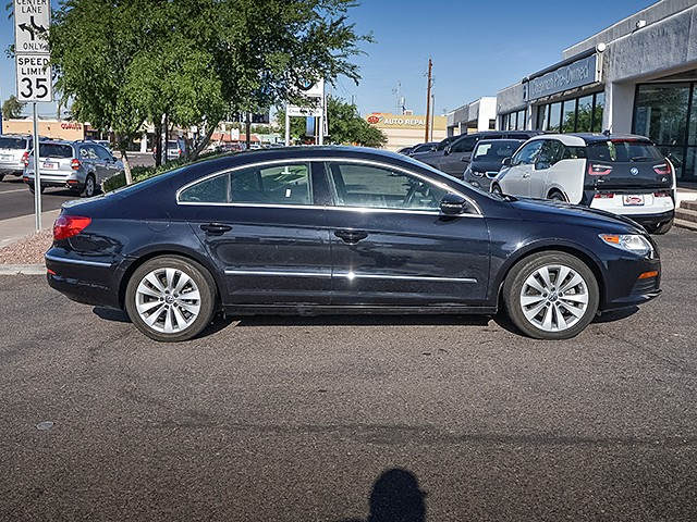 2012 Volkswagen Cc Sport 161429b Chapman Automotive Group