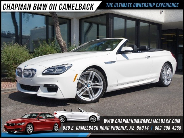 2017 Bmw 650i Convertible For Sale Stock 170009