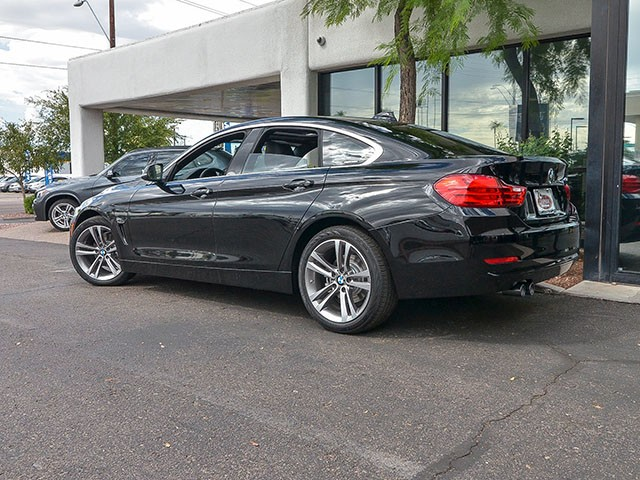2017 bmw 430i gran coupe sedan for sale stock 170094 chapman bmw on camelback. Black Bedroom Furniture Sets. Home Design Ideas