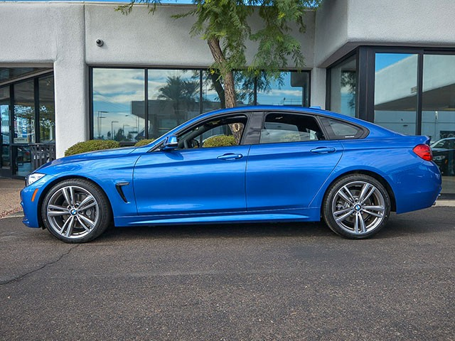 2017 Bmw 440i Gran Coupe Sedan For Sale Stock 170287