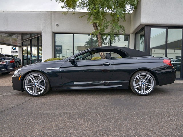 2017 Bmw 640i Convertible For Sale Stock 170355