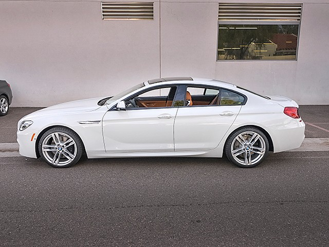 2017 Bmw 650i Gran Coupe Sedan 170543 Chapman