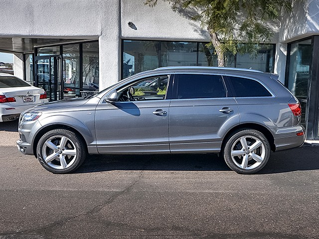 Used 2010 Audi Q7 3 6 Quattro Prem Plus For Sale Stock 170629a Chapman Bmw On Camelback
