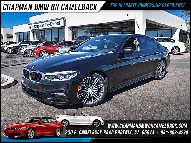 2017 Bmw 540i Sedan For Sale Stock 170682 Chapman Bmw