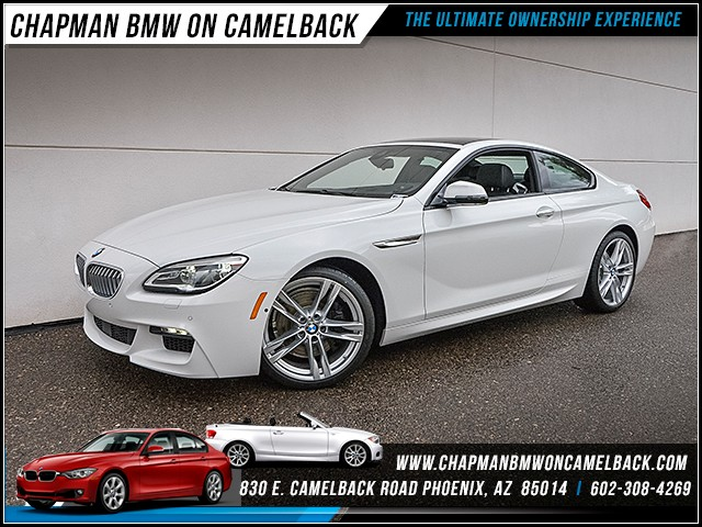 2017 Bmw 650i Coupe For Sale Stock 170683 Chapman Bmw