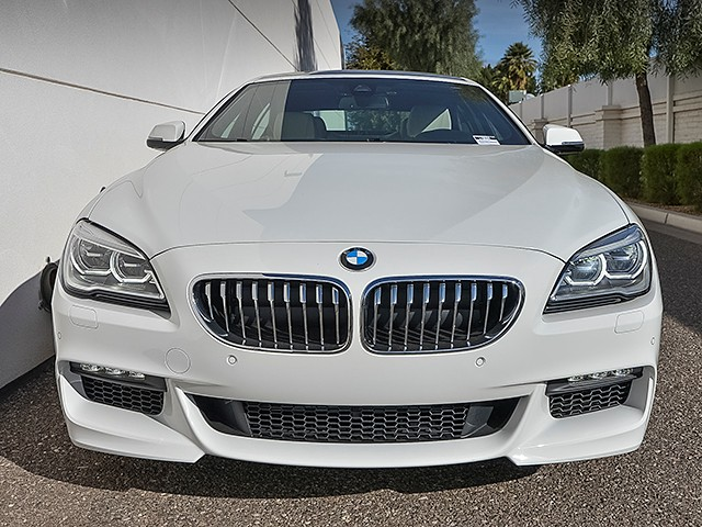 2017 Bmw 640i Gran Coupe Sedan 170684 Chapman