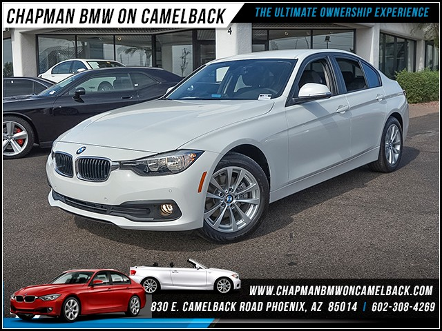 Chapman Bmw On Camelback >> 2017 BMW 320i Sedan - #170696 | Chapman Automotive Group
