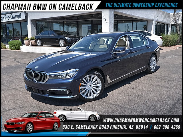 2017 Bmw 740i Sedan For Sale Stock 170734 Chapman Bmw