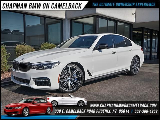 2017 bmw 540i sedan for sale stock 170987 chapman bmw on camelback. Black Bedroom Furniture Sets. Home Design Ideas
