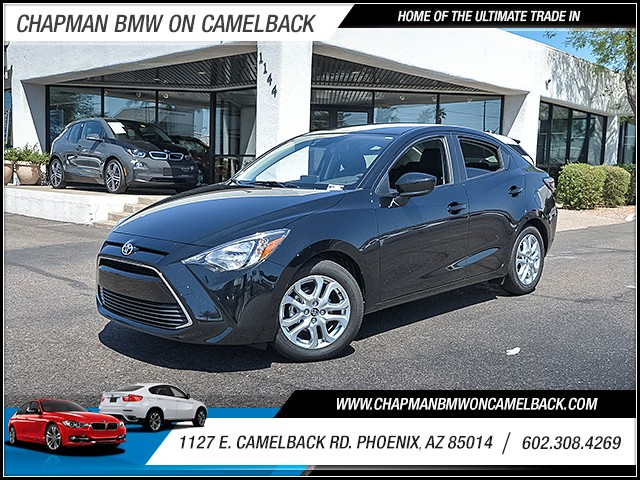 Used 2017 Toyota Yaris Ia For Sale Stock 171009a Chapman Bmw On Camelback