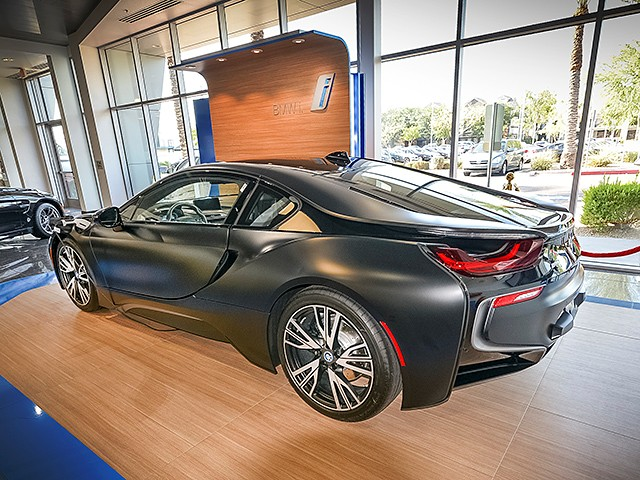 2017 bmw i8 coupe for sale stock 171065 chapman bmw on camelback. Black Bedroom Furniture Sets. Home Design Ideas
