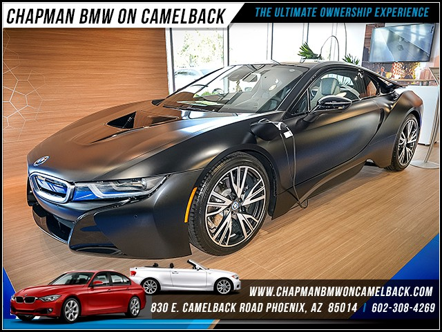 2017 Bmw I8 Coupe For Sale Stock 171065 Chapman Bmw On