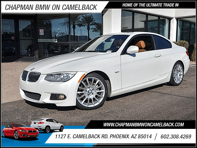 2012 BMW 3-Series Cpe 328i Details