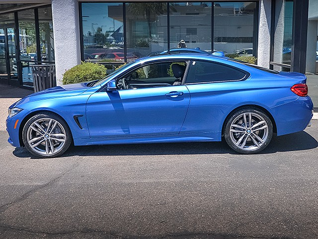 2018 Bmw 440i Coupe For Sale Stock 180010 Chapman Bmw